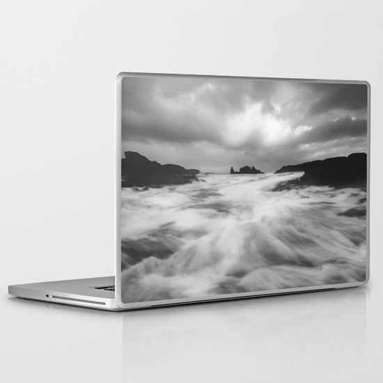 Stormy Morning Laptop & iPad Skin