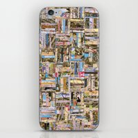 Mambo Parisienne  iPhone & iPod Skin