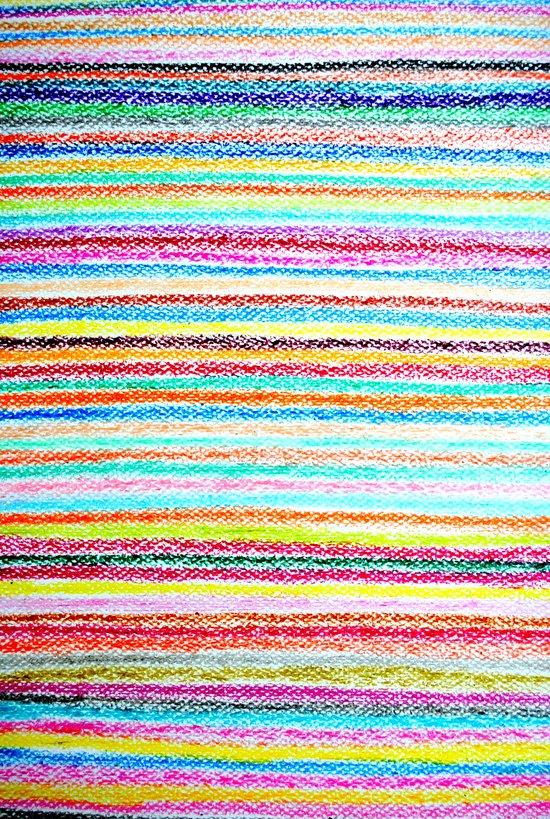 kids crayons Art Print