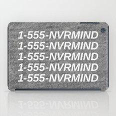 Nevermind iPad Case