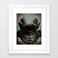 Captain Nemo Framed Art Print