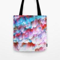 Raindown Tote Bag