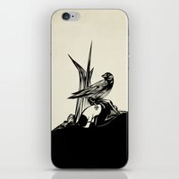 Crows must never win iPhone & iPod Skin