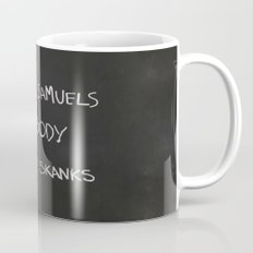 Regina George's Resources from the movie Mean Girls Mug