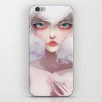 Le coeur des crocus... iPhone & iPod Skin