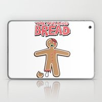 The Walking Bread  Laptop & iPad Skin