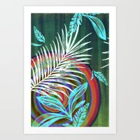 After The Rain Art Print