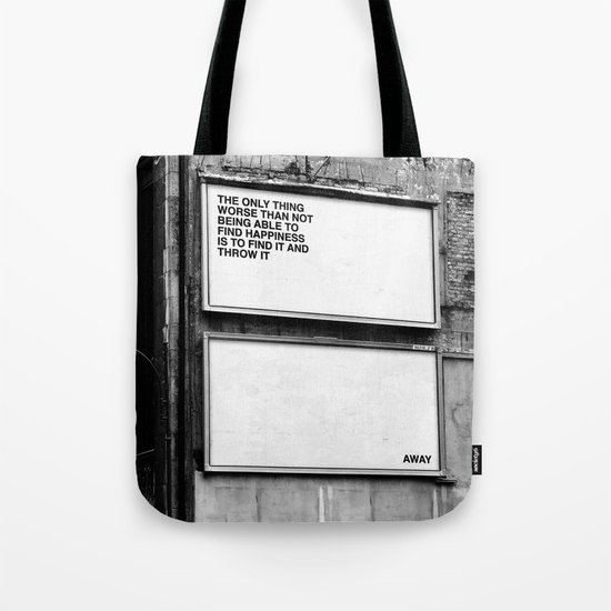 Billboard Fantasies #1 Tote Bag