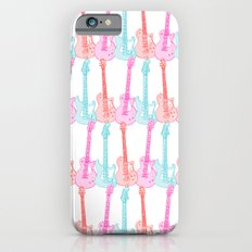 Guitars and colors iPhone 6 Slim Case