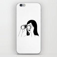 You're so far away iPhone & iPod Skin