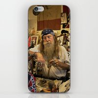 Wildman. iPhone & iPod Skin