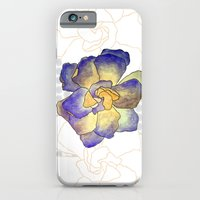 iPhone & iPod Case featuring Floral by HarrietAliceFox
