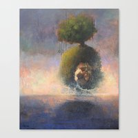 The Argonaut Canvas Print
