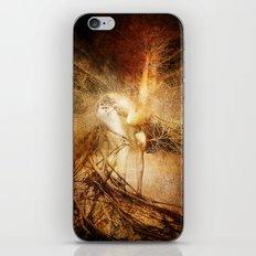 Inside nature iPhone & iPod Skin