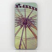 Le Roue Paris iPhone & iPod Skin