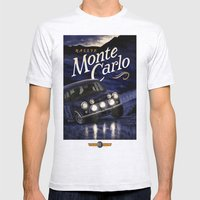 Motor Style Inc.: Rallye… Mens Fitted Tee Ash Grey SMALL