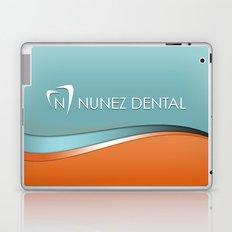 Nunez Dental Logo Laptop & iPad Skin