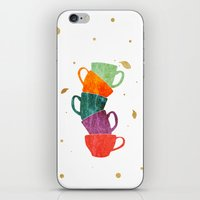 Teacup Madness 3 iPhone & iPod Skin
