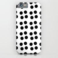 Copijn Black & White Dot… iPhone 6 Slim Case
