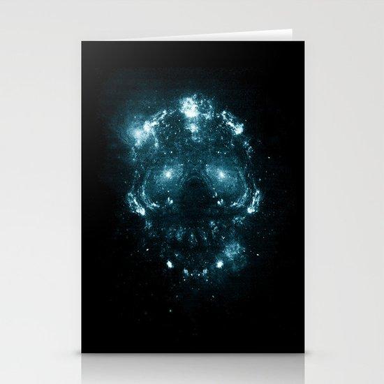 Lost Galaxy Stationery Card