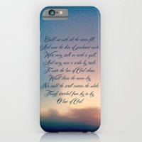 iPhone & iPod Case featuring Love of God by Will Hill