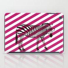 Nerd Zebra (Pink) iPad Case
