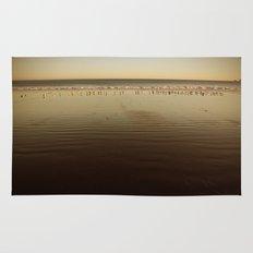 Seagulls on the Horizon Rug