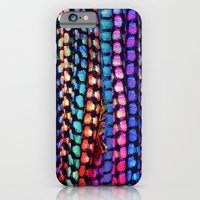 iPhone & iPod Case featuring Colourful Layers  - JUSTART ©, edited photography by JUSTART