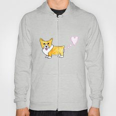 A Corgi Welcome Hoody