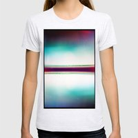 AL (35mm multi exposure) Womens Fitted Tee Ash Grey SMALL