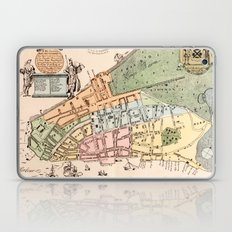 New York City 1728 Laptop & iPad Skin