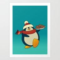 Christmas Coookieees!!! Art Print