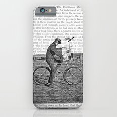 1930s Boy on Bike Photo Collage Slim Case iPhone 6s