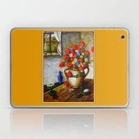 Hungarian Poppies Laptop & iPad Skin