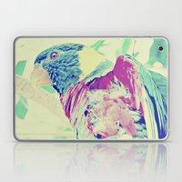 Colorful Bird Dreams  Laptop & iPad Skin