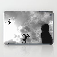 Downfall iPad Case