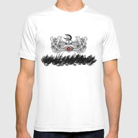 The Sign of Jonah Mens Fitted Tee White SMALL