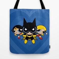 Supertough Girls Tote Bag