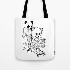 I bet that you look good on the dance floor… Tote Bag