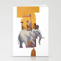 Start Small, Think Big Stationery Cards