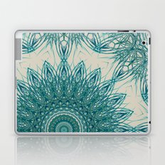 Woven Palm Mandala Laptop & iPad Skin