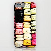 Macarons LOVE iPhone 6 Slim Case