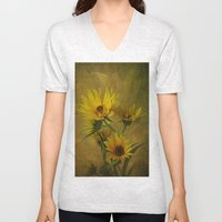 Let The Sun Shine Unisex V-Neck