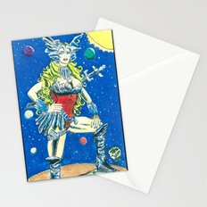 Bad Girls of Motion Pictures #1 - Saint Exmin Stationery Cards