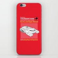 Thundertank Service and Repair Manual iPhone & iPod Skin