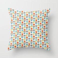 Cats (cats) Throw Pillow