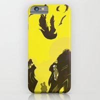 iPhone & iPod Case featuring Feed by Nick Ouellette
