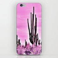Wild Cactus iPhone & iPod Skin