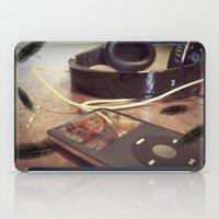 Free Falling iPad Case