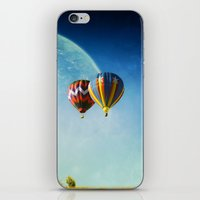 Dreamland Explorers iPhone & iPod Skin